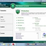 カスペルスキーWindows7版