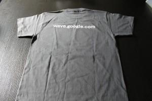 GoogleWaveTシャツ(裏)