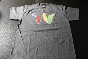 GoogleWaveTシャツ(表)